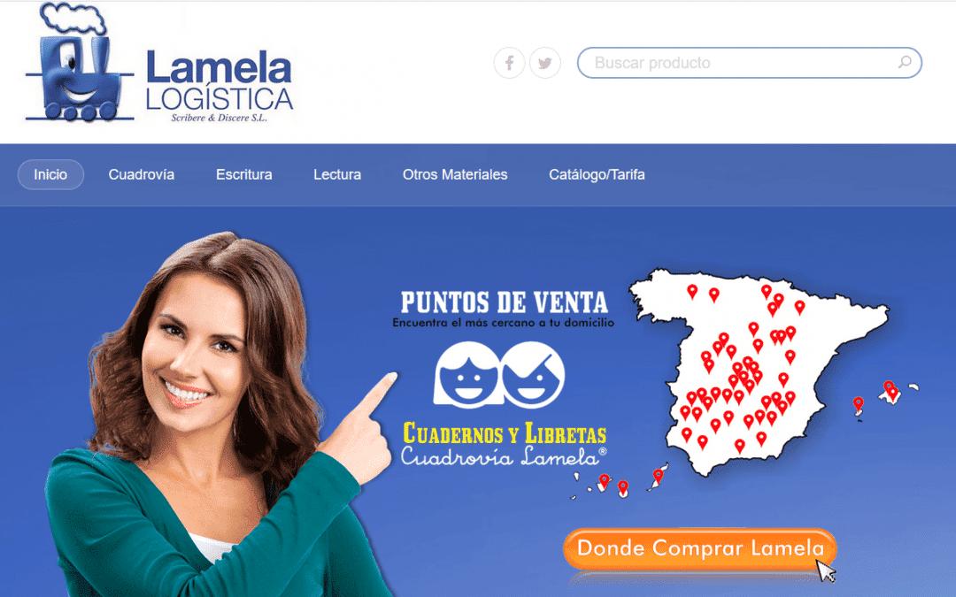 Lamela Logisitica